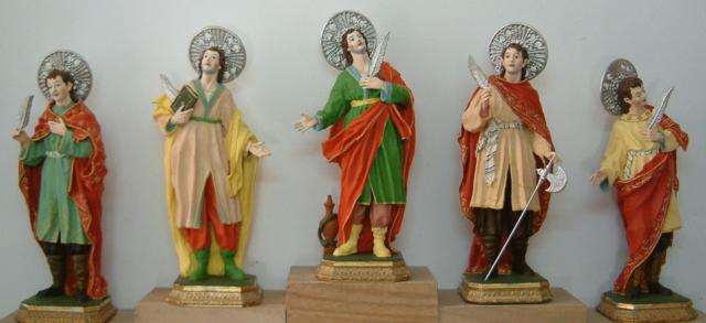 santi medici prudenzano